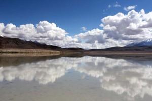 laguna sud lipez en bolivie