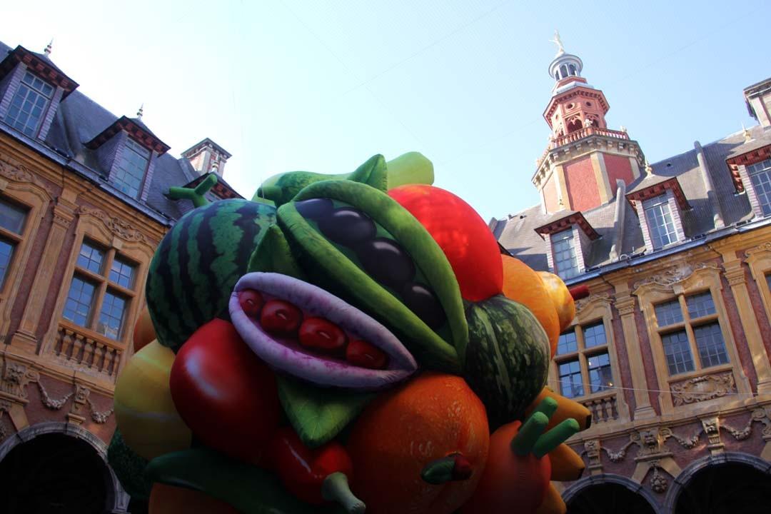Lille 3000 Renaissance Vieille Bourse
