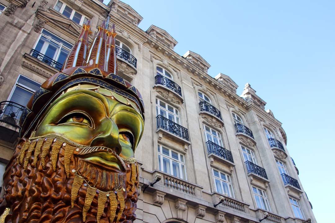 Lille 3000 Renaissance Metamorphoses Cariocas Bresil Faidherbe