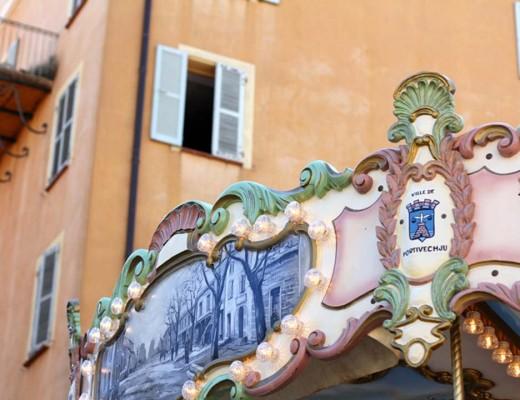 Carrousel Porto Vecchio Place de la République
