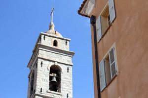 Clocher à Porto-Vecchio