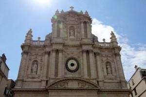 Eglise Saint Paul Saint Louis à Paris