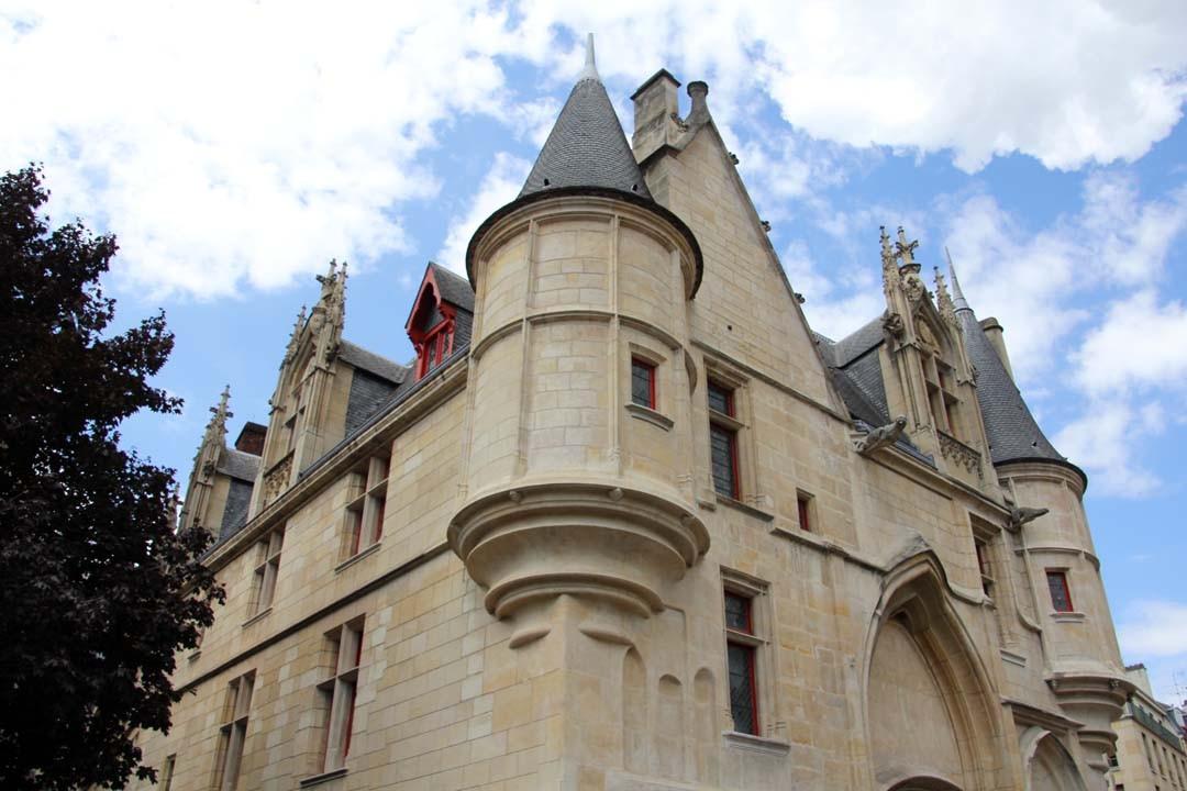 Hôtel de Sens à Paris