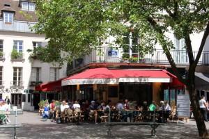 Place brasserie Paris