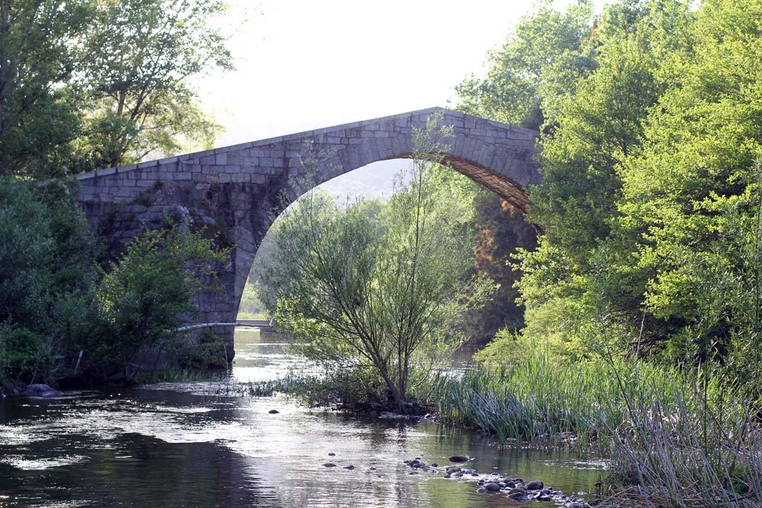 Pont génois Corse spina cavaddu