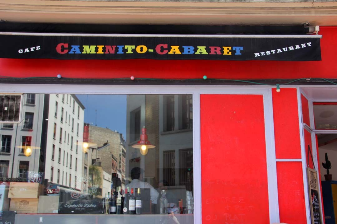 restaurant caminito paris 13