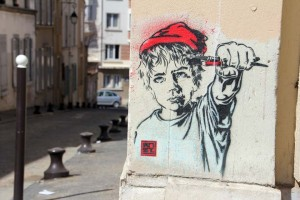 Streetart à Paris Butte aux Cailles
