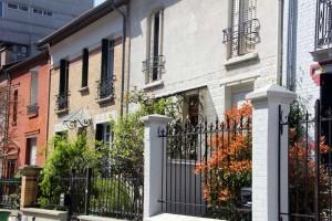 Villa Daviel à Paris