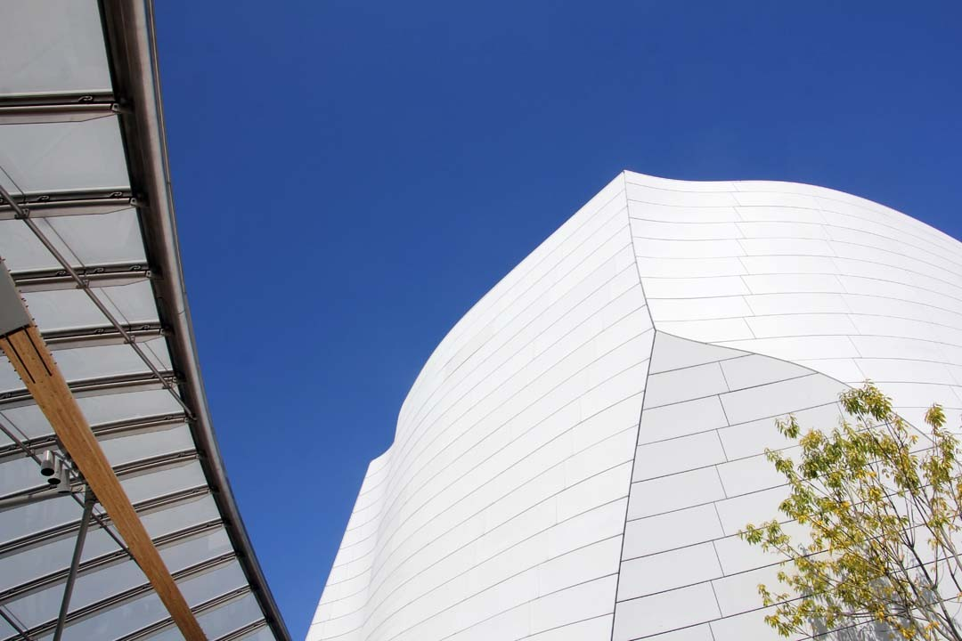 Fondation Louis Vuitton à Paris