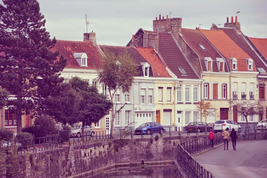 Bergues canal