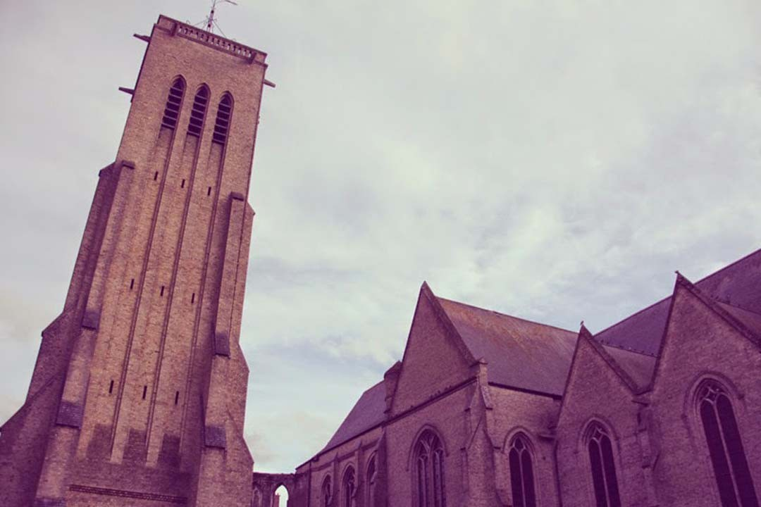 Bergues Eglise