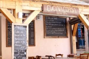 Restaurant cuisine corse Bonifacio
