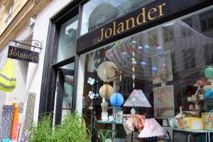 Boutique Jolander à Copenhague