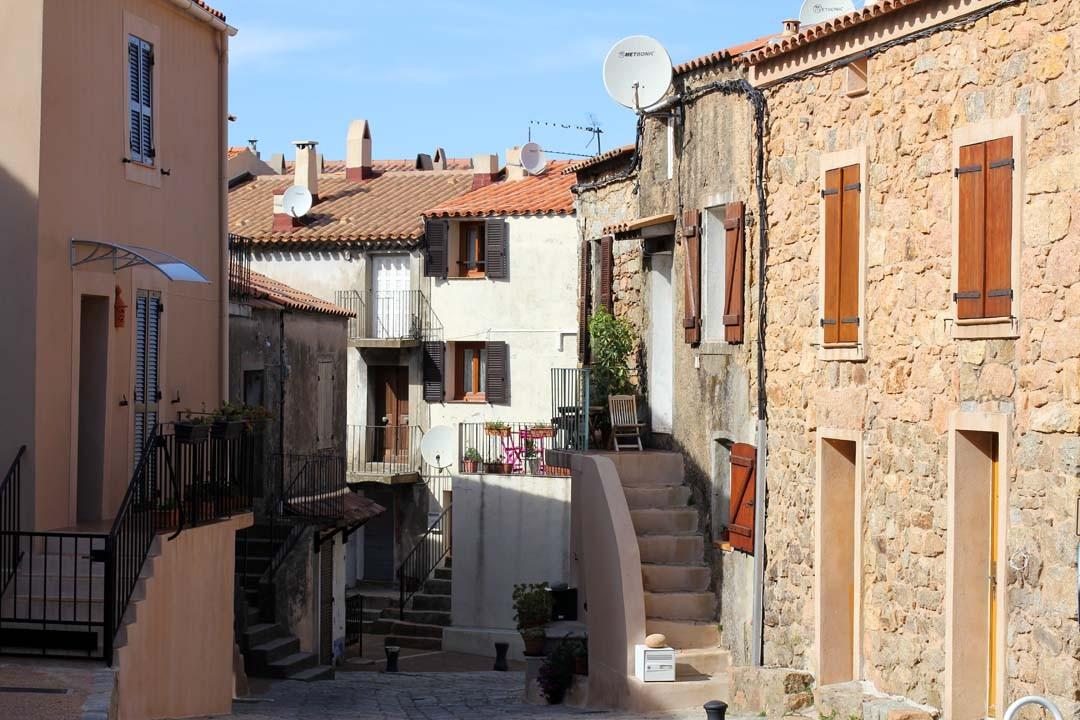 Maisons Corse