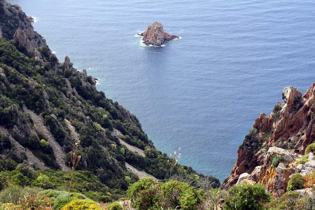 Calanques Corse