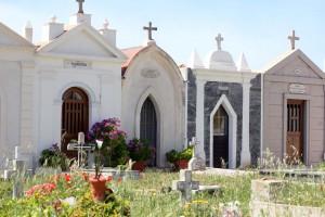 cimetière marin Bonifacio Corse