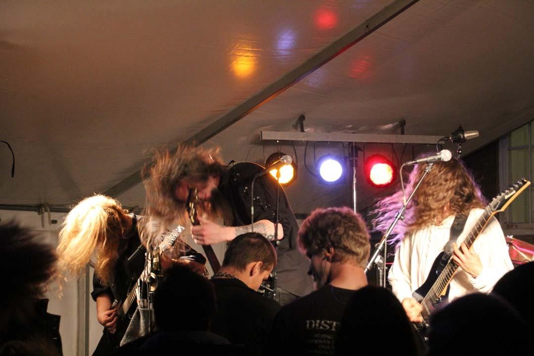 Concert à Copenhague