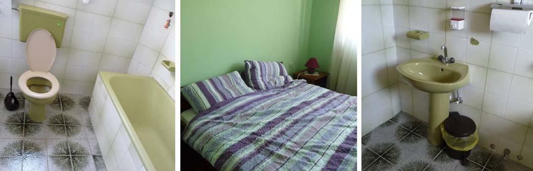 Location chambre chez l'habitant en Croatie