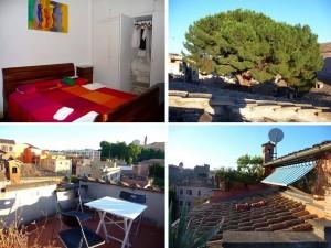 Location appartement 4 personnes Rome Trastevere et Florence