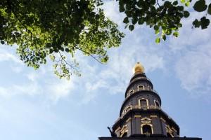 Eglise Notre Sauveur à Copenhague