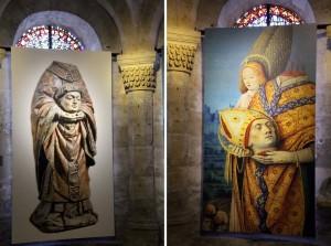 Exposition à la Basilique Saint-Denis
