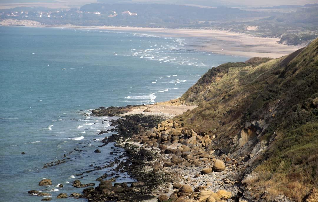 Falaise Cap Gris Nez Cote d'Opale