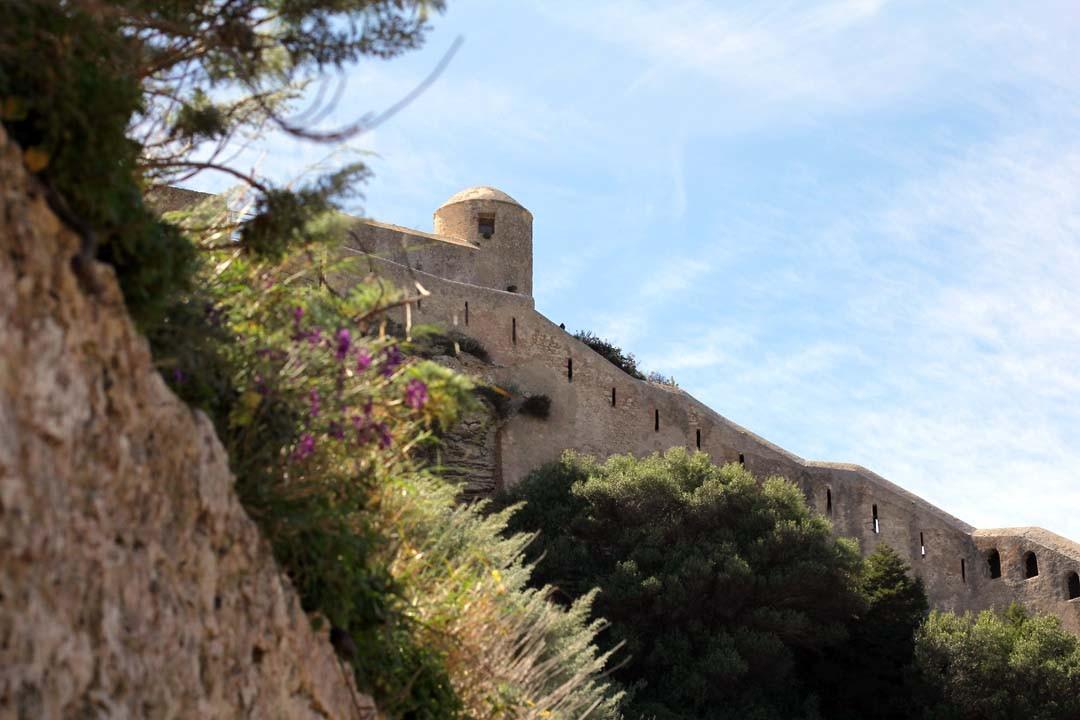 Chemin des douaniers Bonifacio Corse