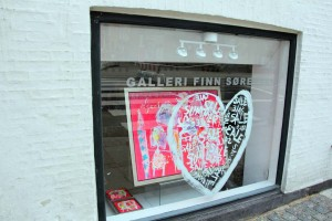 Galerie d'art à Copenhague
