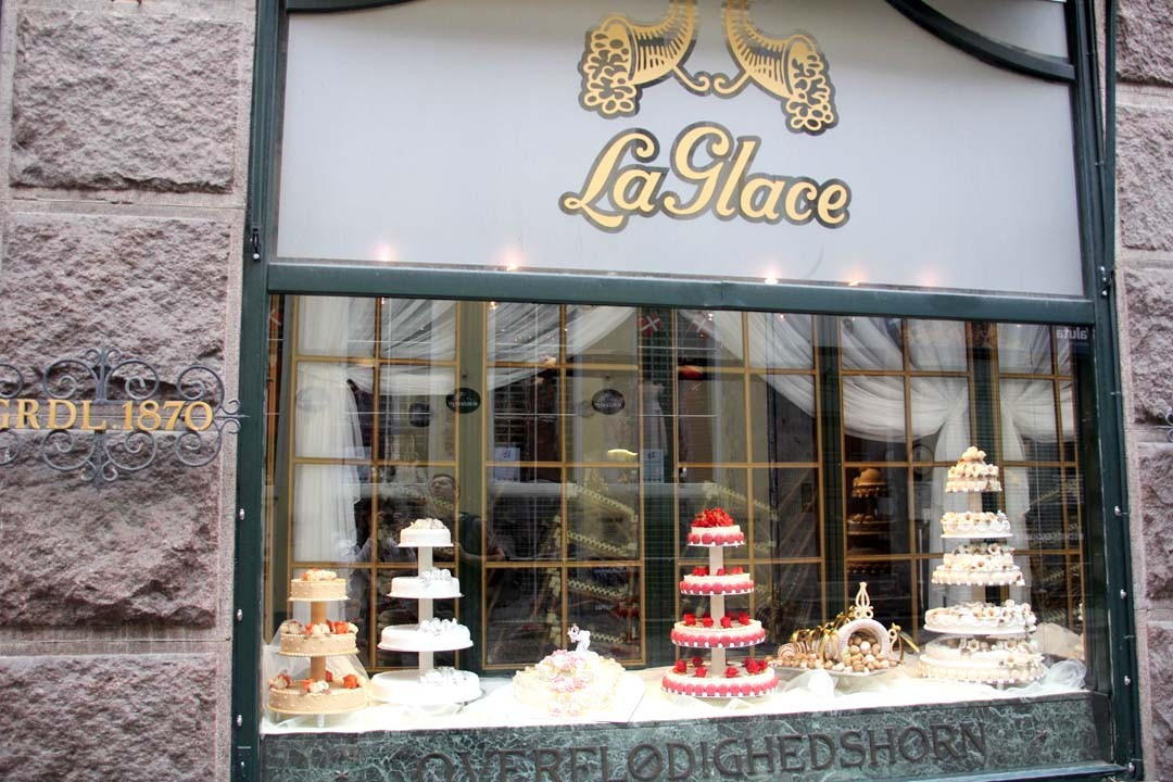 Boutique La Glace à Copenhague