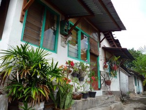 Habitation indonesienne