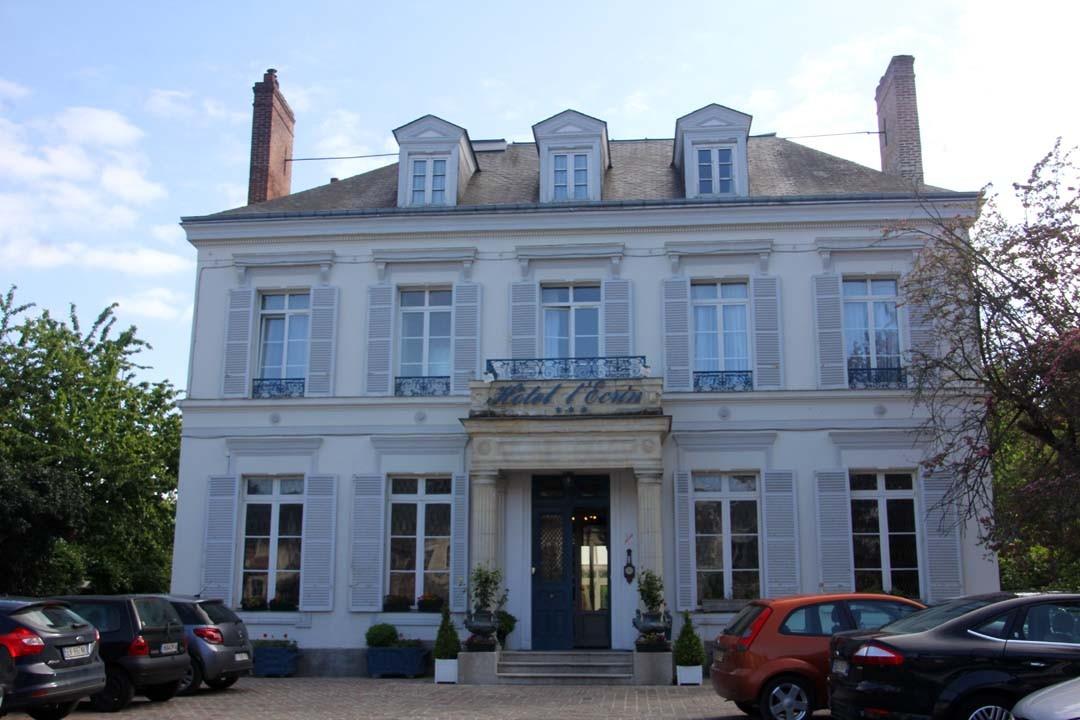 Hotel Ecrin Honfleur Normandie