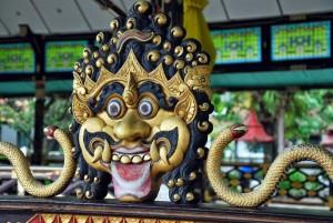 Kraton Jogyakarta, Java, Indonésie