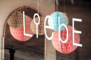 Boutique Liebe à Copenhague