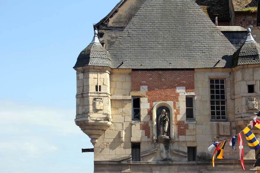 Lieutenance Honfleur Normandie