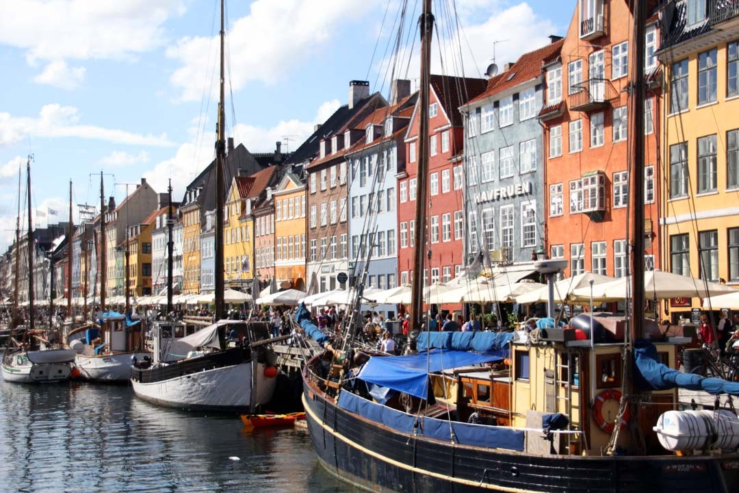 Nyhavn Port de Copenhague