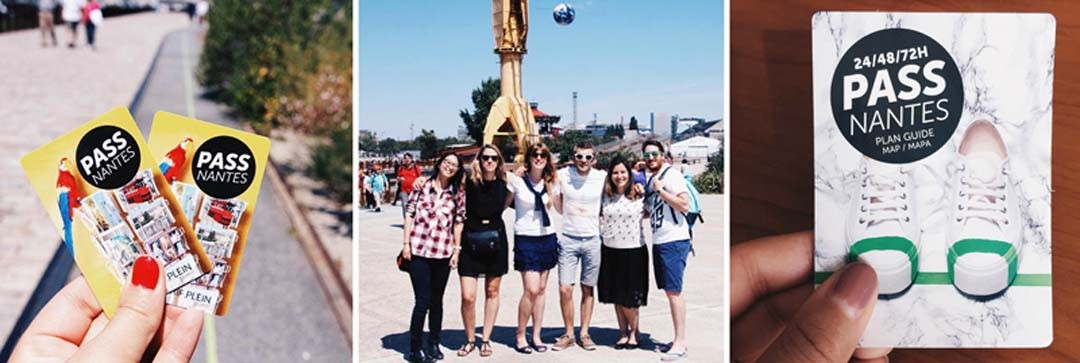Blogtrip Voyage à Nantes 2015