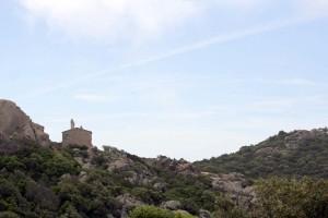 Cap de Roccapina en Corse réserve des Bouches de bonifacio