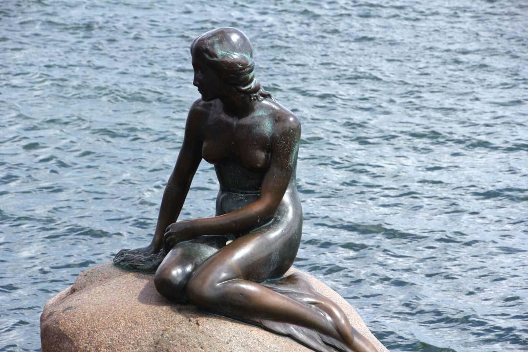 Petite Sirène de Copenhague