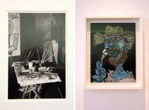 Autoportrait Musée Picasso à Paris