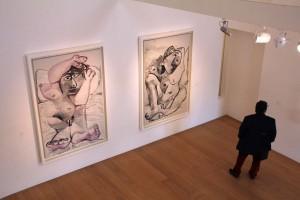 Nus couchés Musée Picasso à Paris