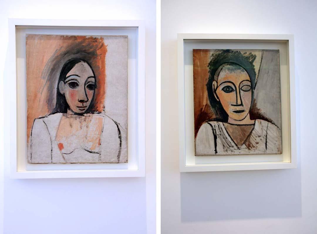 Portraits Musée Picasso à Paris
