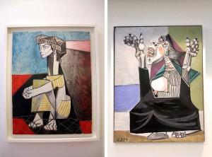Tableaux Musée Picasso à Paris Hôtel Salé