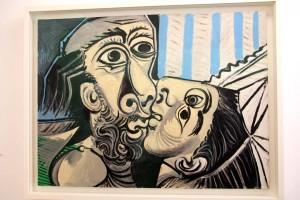 The Kiss Musée Picasso à Paris Hôtel Salé