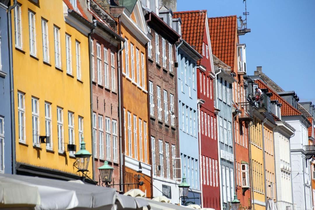 Nyhavn Port de Copenhague