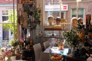 Restaurant Brocante Chez Laurence à Honfleur