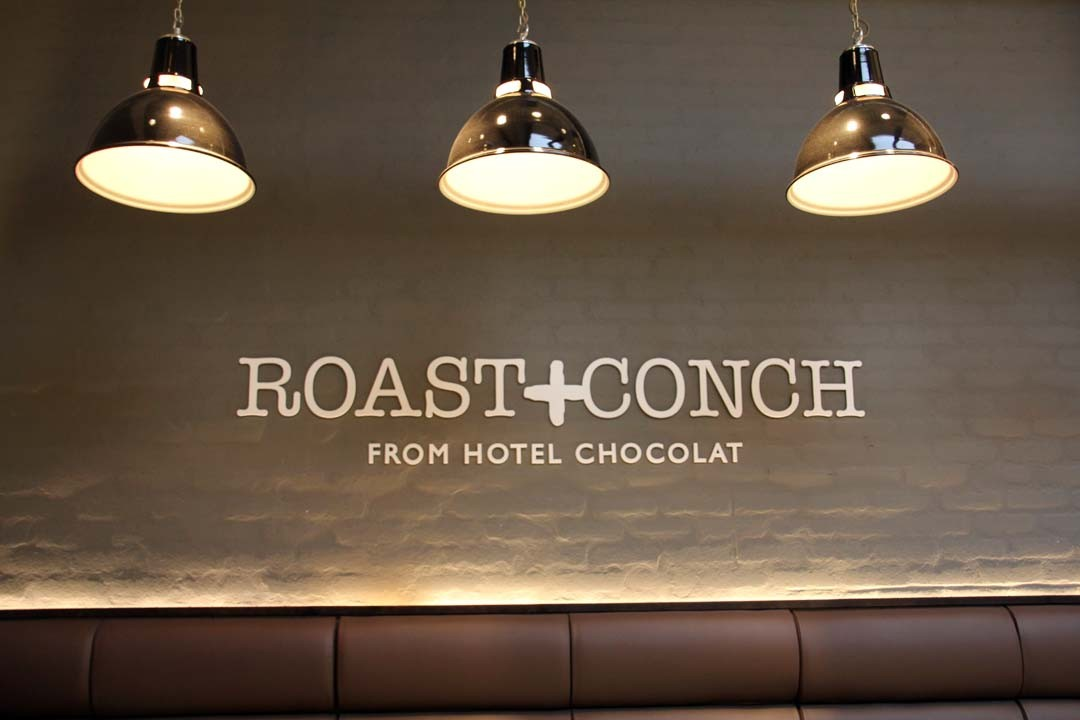 Hotel Chocolat et Roast and Conch à Copenhague