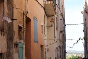 Centre ville Bonifacio Corse
