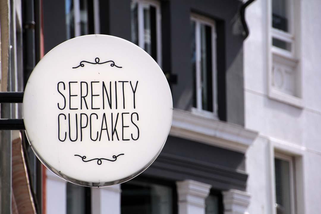 Serenity Cupcakes à Copenhague