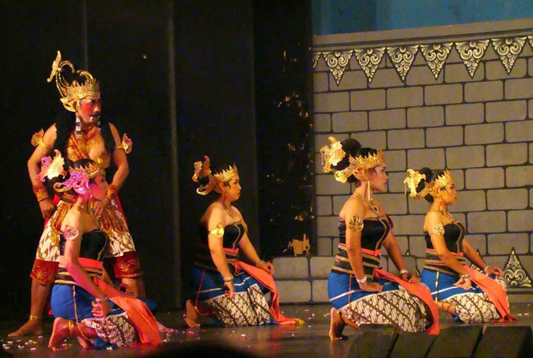 Pièce de Théatre Indonésie