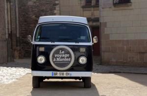 Van vintage Voyage à Nantes 2015